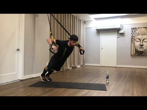 TRX at Home l 40-Minute Total-Body Workout