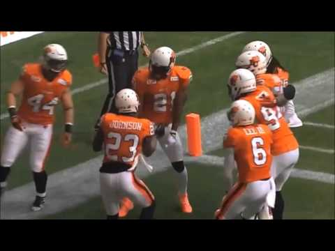 "CFL Canadian Football League 2016 Pump Up/Highlights│""Forever"""
