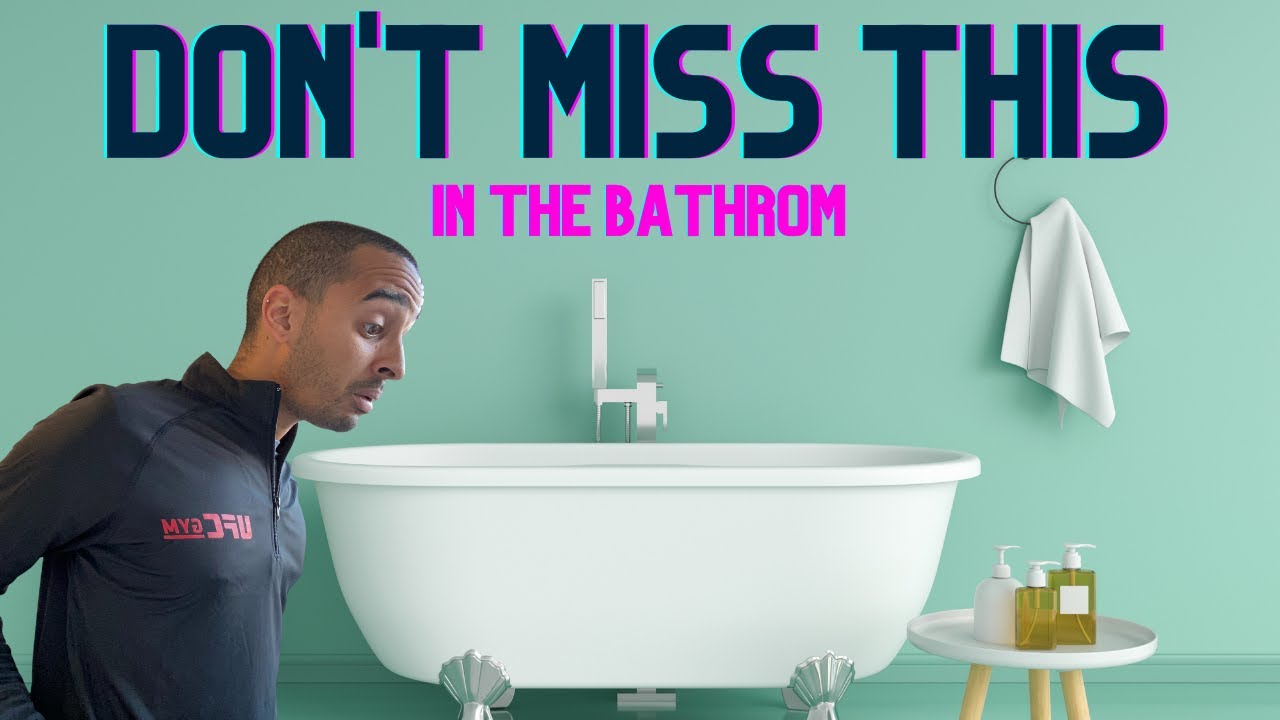 5 Bathroom Problems Easily Missed During A Virtual Tour