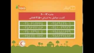 35th Round of Isaar Lucky Draw - Short Version / قرعه کشی دور سی و پنجم ایثار - لحظات ویژه