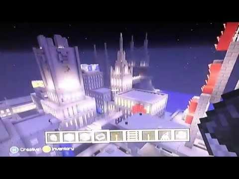 Minecraft  gotham  city  part  4  burnley