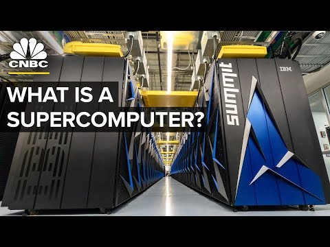 What Is A Supercomputer?