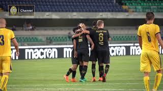 Highlights Coppa Italia: Hellas Verona-Juve Stabia 4-1