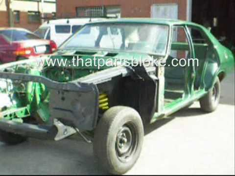 Ford Falcon XB GT GS Rolling Shell For Sale That Parts ...