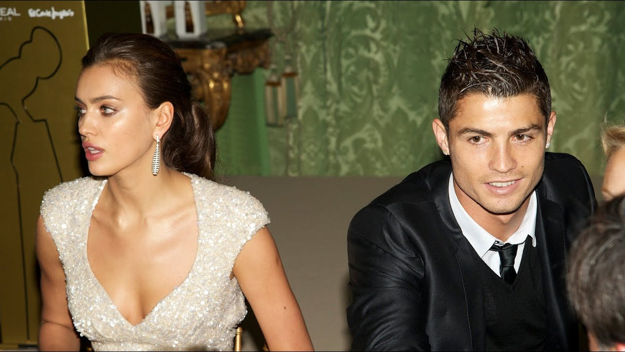 Cristiano Ronaldo Dumps Irina Shayk See His New
