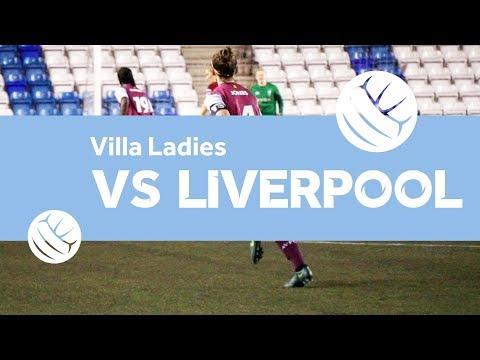 Liverpool Ladies 5 - 1 Aston Villa Ladies