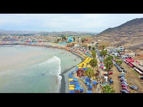 Cerro Azul, Peru - A Wonderful Beach