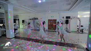 Калмыцкая свадьба. Шоу балет