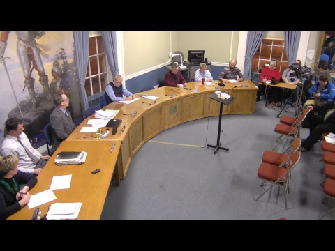 City of Plattsburgh, NY Meeting  12-20-17