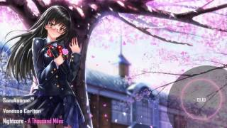 Nightcore - A Thousand Miles