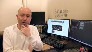 Panasonic FZH1 最強ネオ一眼カメラ