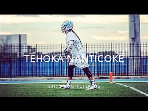 Tehoka Nanticoke (Albany Commit) IMG National Spring 2016 Highlights