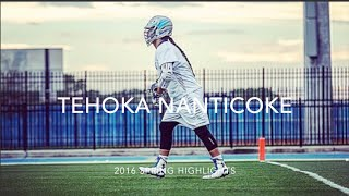 Tehoka Nanticoke (Albany Commit) IMG National Spring 2016 Highlights