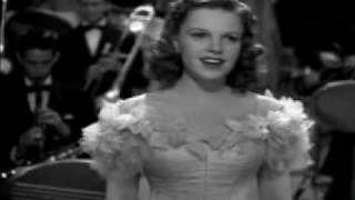 Watch Judy Garland On The Sunny Side Of The Street video