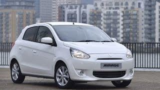 2014 Mitsubishi Mirage Review