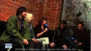 """""""Mas Shake"""" mit Rodrigo González (Die Ärzte) in Leipzig"""