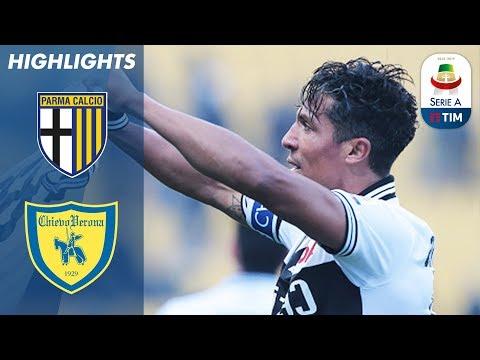 Parma 1-1 Chievo | Alves Wonder Strike Earns Point For Parma | Serie A