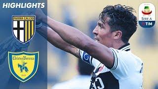 Parma 1-1 Chievo   Alves Wonder Strike Earns Point For Parma   Serie A