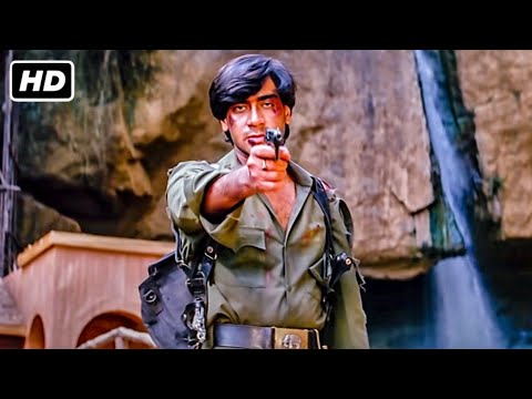 Download आतंक के खिलाफ ऐलान-ए-जंग | Ajay Devgan | Blockbuster Action | Full HD Hindi Movies | Ek Hi Raasta