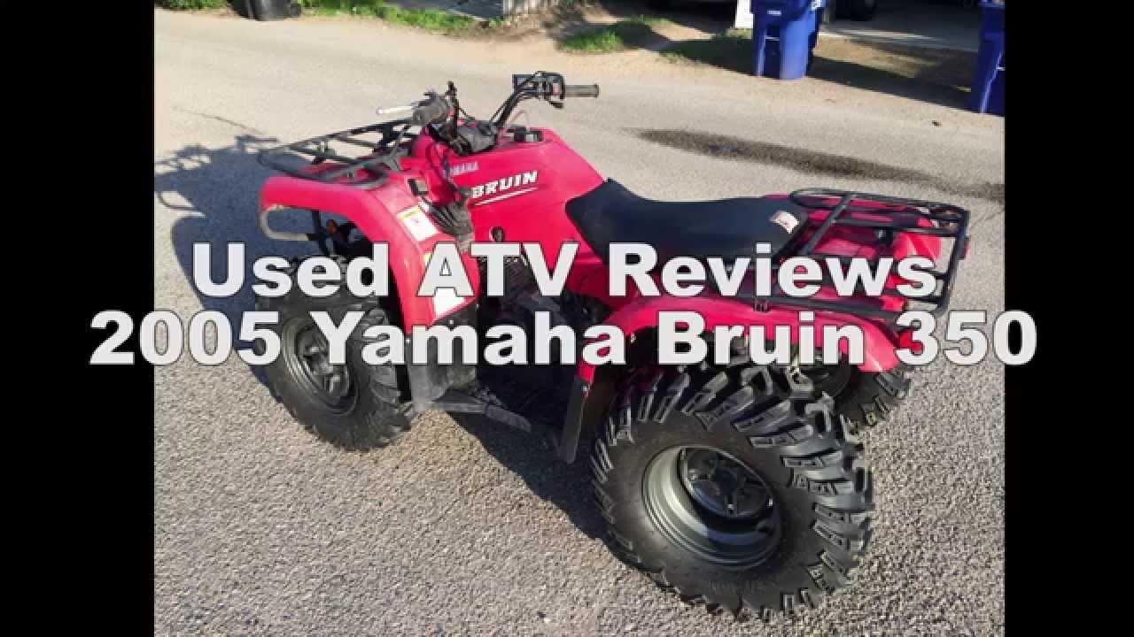 Yamaha Bruin Review