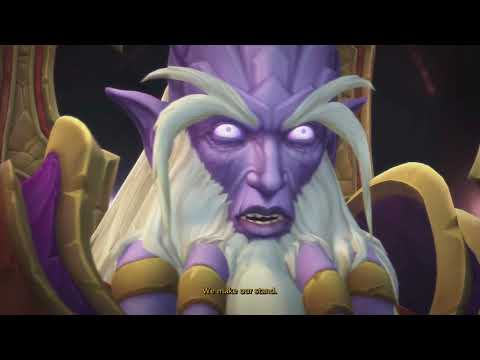 The Story of Shadows of Argus, Patch 7.3 - Full Version [Lore]