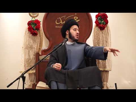 8 - Life of the Prophet: With Every Hardship Comes Ease – Sayed Saleh Qazwini