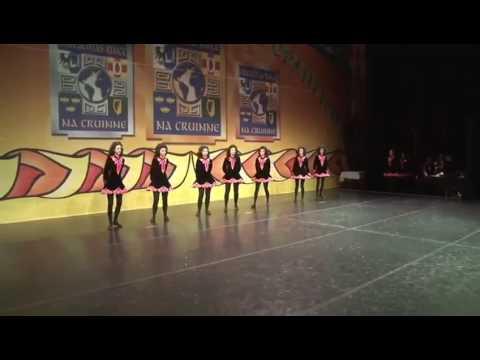 Irish Dance - Griffin Lynch - Senior Ladies Figure CLRG World Champions 2017