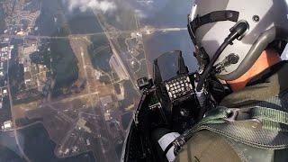 F-16 Viper Demo Shoulder View