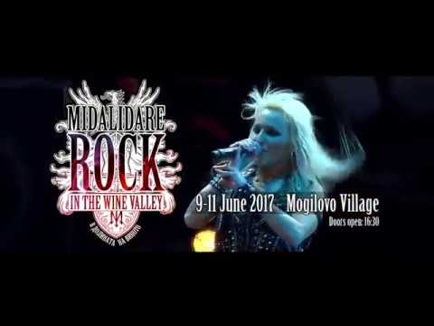 Midalidare Rock in The Wine Valley 9-11 юни
