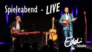 Spieleabend   Eddi Hüneke   Live in Fulda