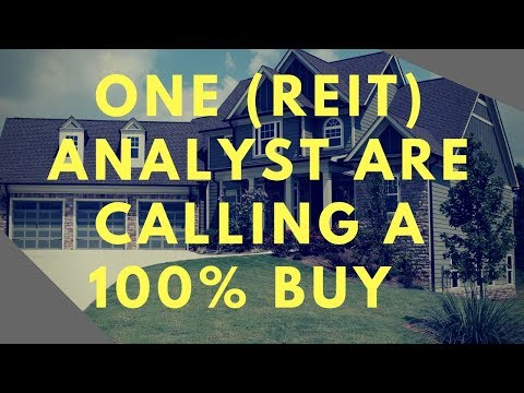 One REIT analyst are saying is a 100% buy rating that will boost your portfolio (NRZ)