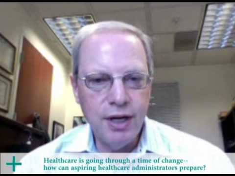 Becoming a Healthcare Administrator Today! | Dr. Robert Wachter