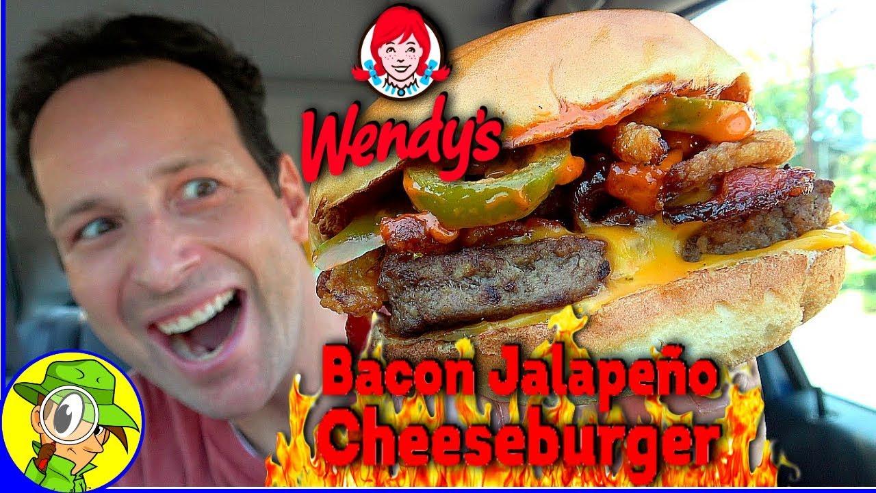 Bacon Jalapeño Cheeseburger Review