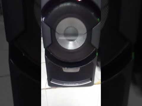 Barra De Sonido Sony USB Karaoke LED Air Gesture Bluetooth