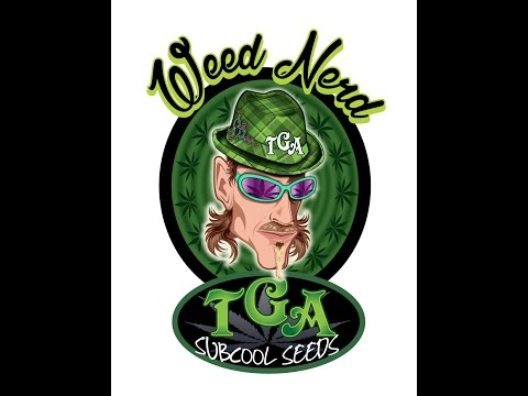 The Weed Nerd Live Show