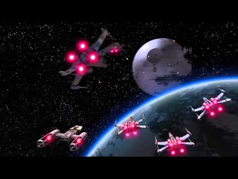 Star Wars Attack Squadrons:  Announce Trailer