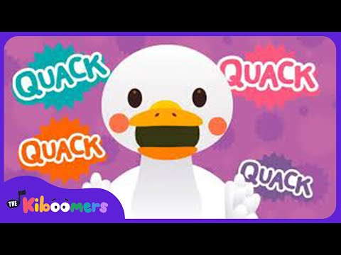 5-little-ducks- -counting-rhymes-for-toddlers- -the-kiboomers