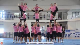 NU PEP SQUAD | PERFECT DRY RUN | 2016 UAAP CHEERDANCE COMPETITION