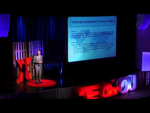 Putting religious freedom back on the map   Allen Hertzke   TEDxOU