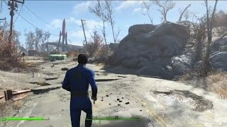 Fallout 4 - Microsoft Press Conference Gameplay | E3 2015