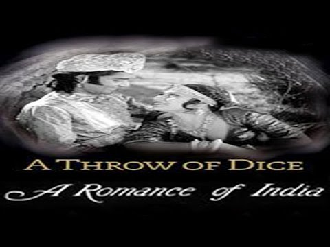 A Throw of Dice Hindi Full Movie  | Silent Indian Film | Classic Hindi Movies