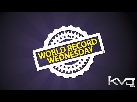 World Record Wednesday-Dount Stacking (06-24-2020)