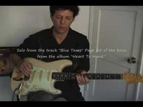 Advanced Concepts for Blues Guitar Soloing from Music Sales