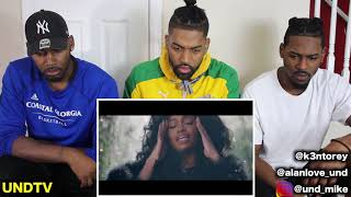 Sza Supermodel Reaction