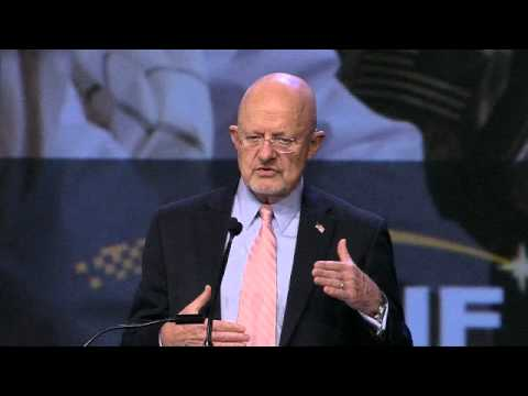 GEOINT James Clapper Web