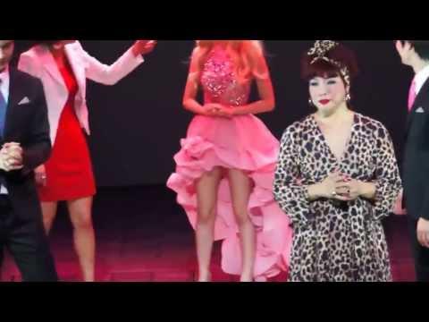 [FANCAM] 130306 Ligally Blonde Jessica Curtain-call