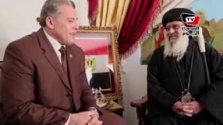 مدير أمن شما ل سيناء يقدم التهاني للأقباط بعيد «الميلاد المجيد»