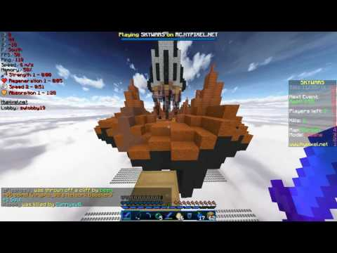 Skywars #15 - good report (No Commentary)