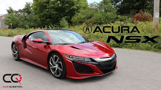 The Acura NSX is an impressive supercar back from the Past! When th...