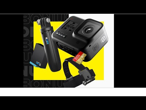 Unboxing the GOPRO HERO 8 BLACK SPECIAL EDITION!!!